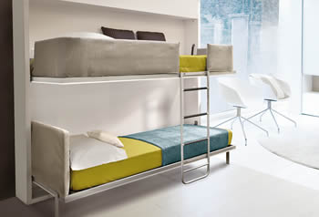 Lollisoft Bunk Bed