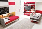 Telemaco Work Single Wall Bed