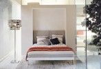Ulisse Double Wall Bed