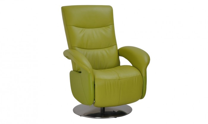 Chicago Motorised Recliner - Lime