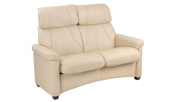 Boston 2 Seater Lounge - Khaki